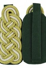 Generalgeflechte - Schultergeflechte gold-silber-gold