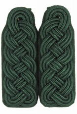 Schultergeflechte - grün