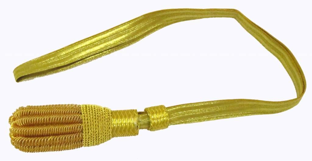 Gold Portepee mit Tresse (Civil War) Sword Knot