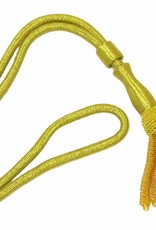Gold Portepee mit Raupen