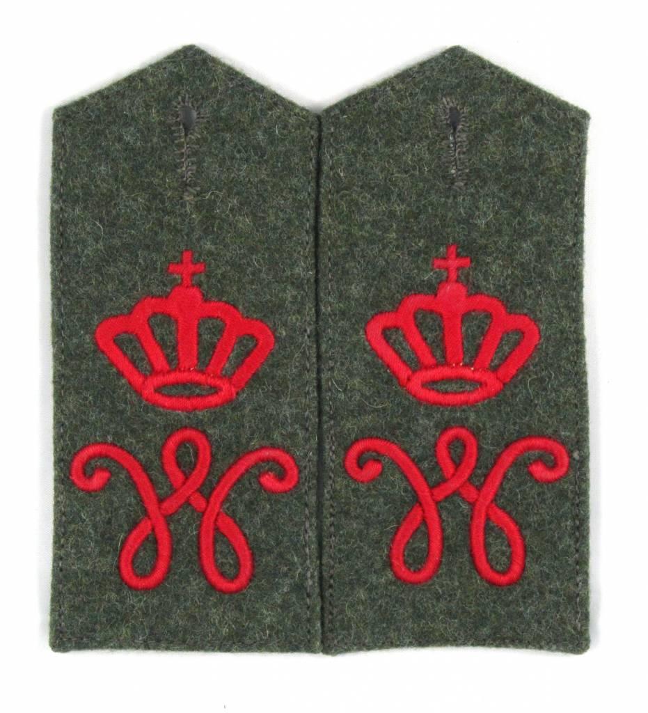 WK1 Schulterklppen Infanterie Regiment Nr. 92
