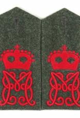 WK1 Schulterklppen 2. Bay r. Infanterie Rgt.