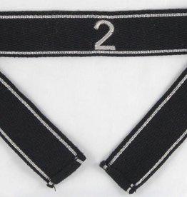 Elite Handgesticktes Offizier Ärmelband mit 2