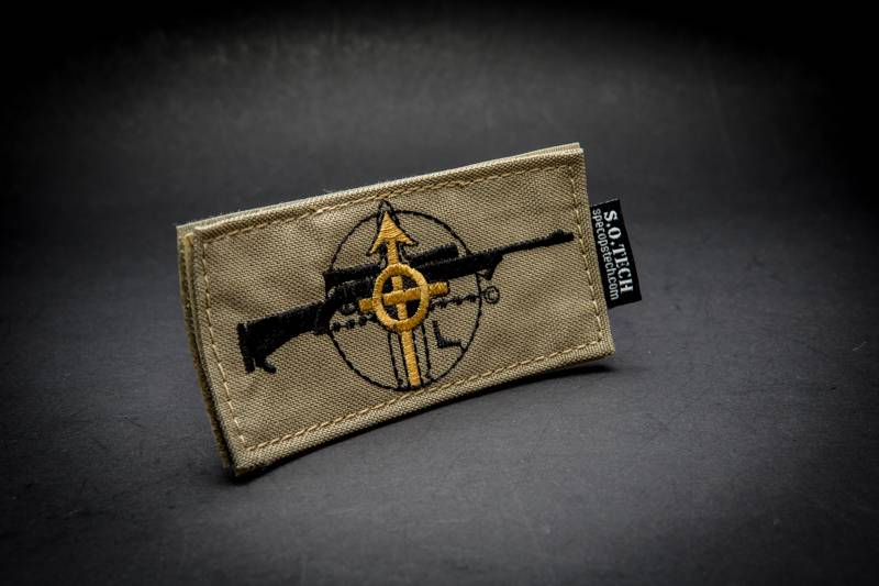 S.O.TECH S.O.TECH - Sniper-Reticle Patch