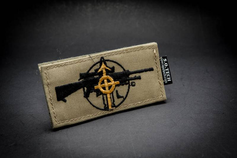 S.O.TECH S.O.TECH - Designated Marksman Patch