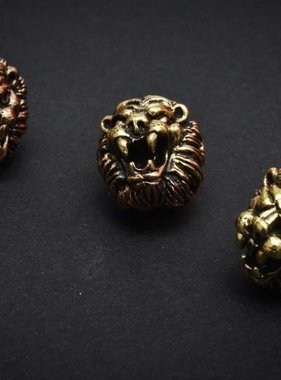 Lion ARMory Small Lion Head Beads
