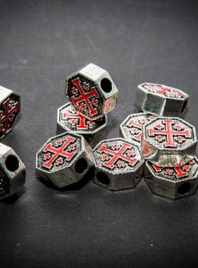 Spartan Blades, LLC Crusader Cross Bead
