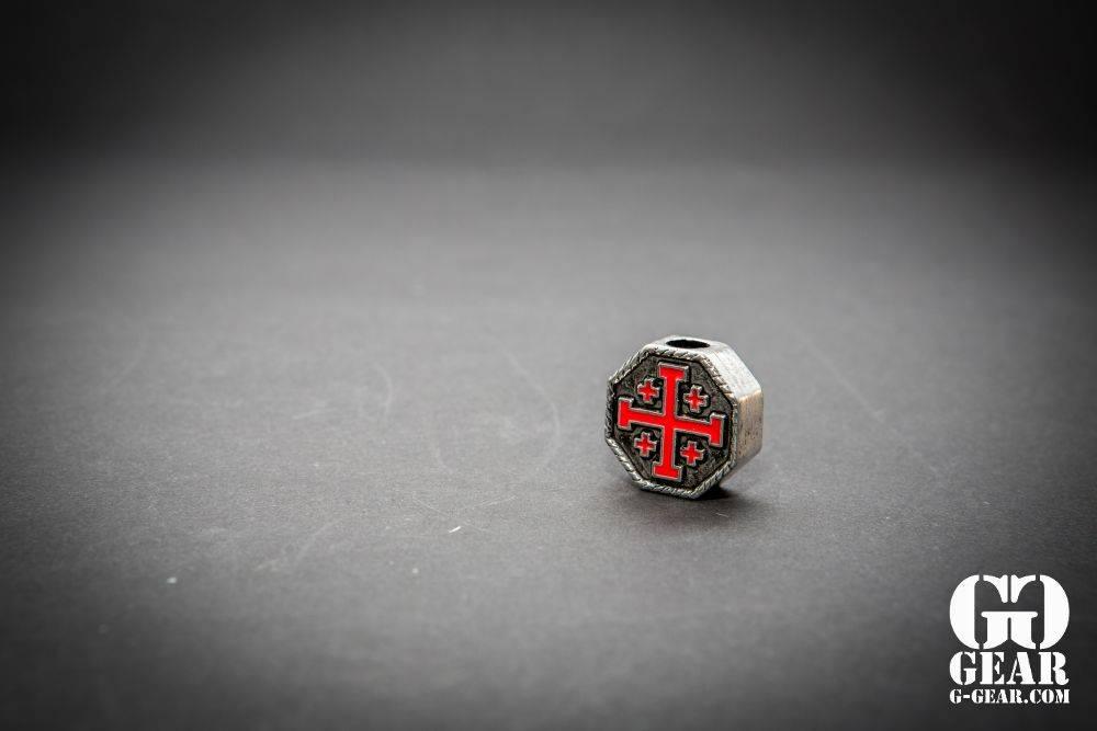Spartan Blades, LLC Spartan Blades - Crusader Cross Bead