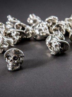 Spartan Blades, LLC Beret Skull Bead