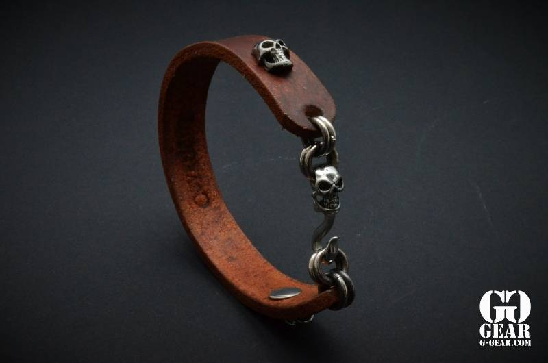 Covenant Gears Covenant Gears - Leather Bracelet