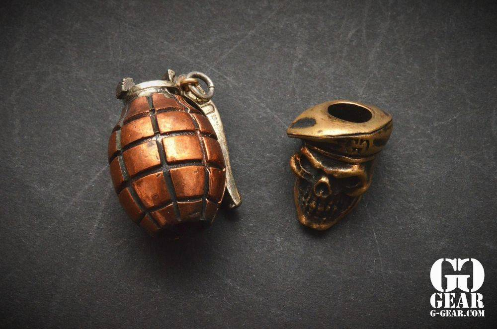 Lion ARMory Lion ARMory - Hand Grenade Bead