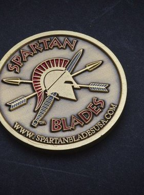 Spartan Blades, LLC Spartan Honor Coin