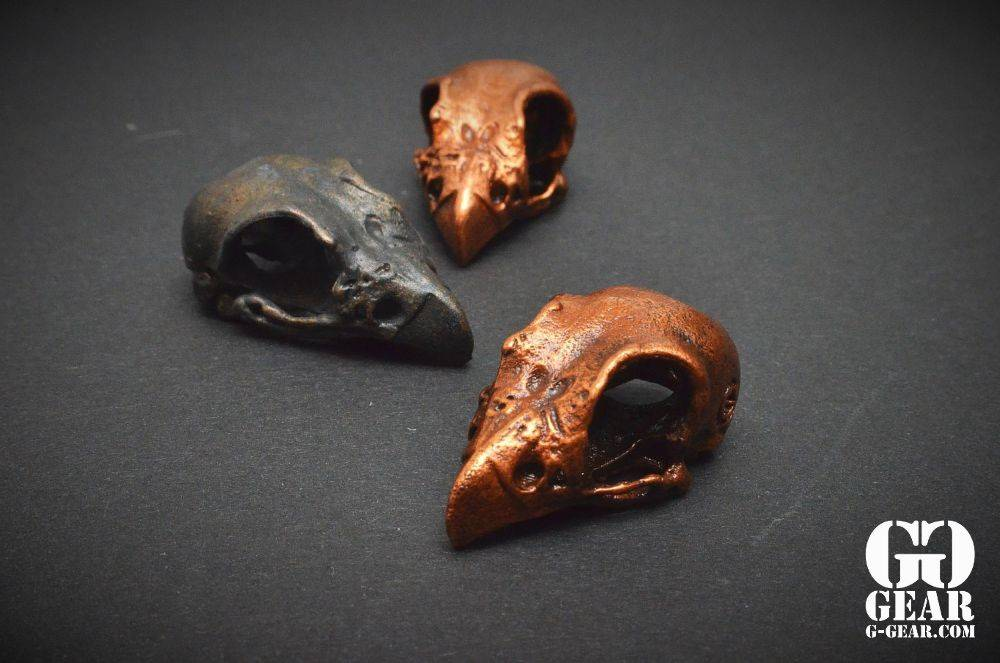 Covenant Gears Covenant Gears - Eagle Skull Bead