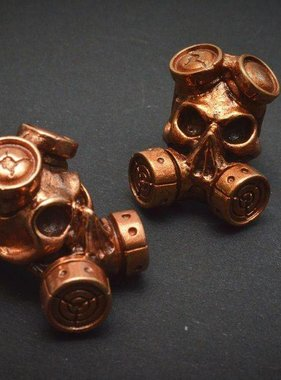 Covenant Gears Gas Mask Bead