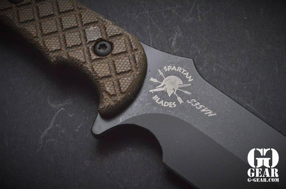 Spartan Blades, LLC Spartan Blades - Horkos