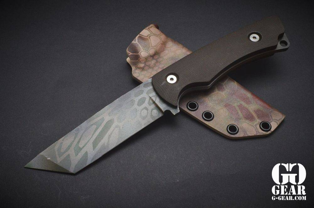 Collector's Items SR Tactical Tanto