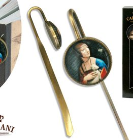 CARMANI - 1990 Leonardo da Vinci - Bookmark