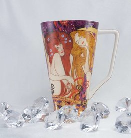 CARMANI - 1990 Gustav Klimt - Tasse XL - Beethovenfries