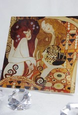 CARMANI - 1990 Gustav Klimt - Glasteller - Beethovenfries