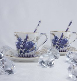 Queen Isabell Provence - Espresso - Set - 1B