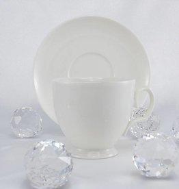MariaPaula - Ecru - Cup & saucer