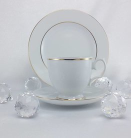 ALTOM Maria Paula - Gold - Cup with saucer