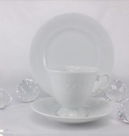CRISTOFF Marie - Claire - white - cup & saucer