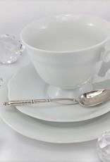 CRISTOFF Marie - Josee - weiß - Tassen mit Untertassen
