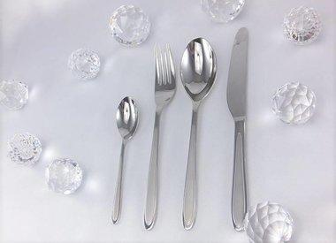 Menu cutlery - stainless steel cutlery