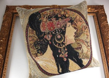 Alfons  Mucha - Interior Dekoration