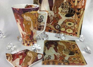Gustav  Klimt - Glas