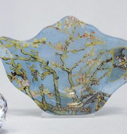 CARMANI - elegante Porzellanserien in Limited Edition. Van Gogh -Tea bag -  Almond Blossom
