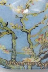CARMANI - elegante Porzellanserien in Limited Edition. Vincent van Gogh - Teabag aus Glas - Mandelbaum