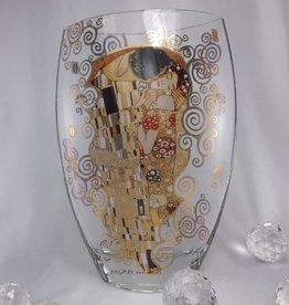 CARMANI Gustav Klimt - Der Kuss - Vase I I