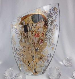 CARMANI Gustav Klimt - Der Kuss - Vase III