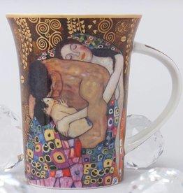 CARMANI - elegante Porzellanserien in Limited Edition. Gustav Klimt - Familie - Kaffeetasse X