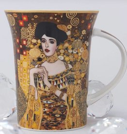 CARMANI - elegante Porzellanserien in Limited Edition. Gustav Klimt - Adele Bloch Bauer - Coffee cup X