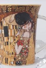 CARMANI - 1990 Gustav Klimt - The Kiss - Coffee Cup X in a gift box