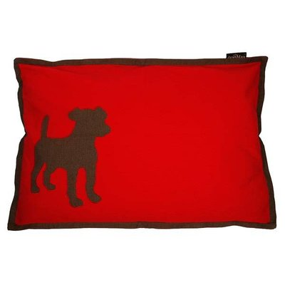 Lex & Max Hondenkussen Hoes 100 x 70 cm Dog (5 kleuren)