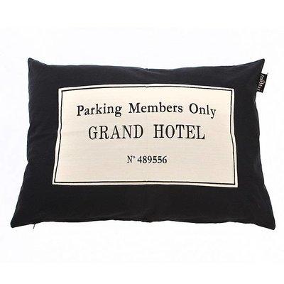 Lex & Max Hondenkussen Hoes 100 x 70 cm Grand Hotel (4 kleuren)