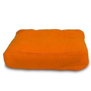 Lex & Max Hondenkussen Ligzak Professional Oranje