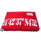 Lex & Max Hondenkussen Boxbed 51-42 Rood