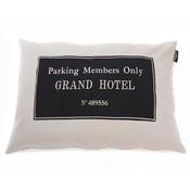 Lex & Max Hondenkussen Grand Hotel Kiezel