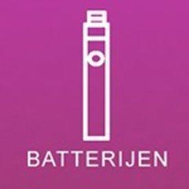 Batterijen e-sigaret