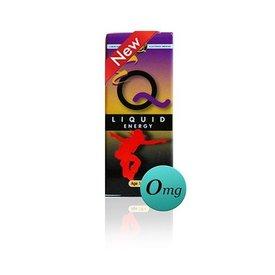 E-liquid Energy 0 mg.