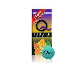 E-liquid Tabak 0 mg.