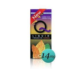 E-liquid Tabak 14 mg.