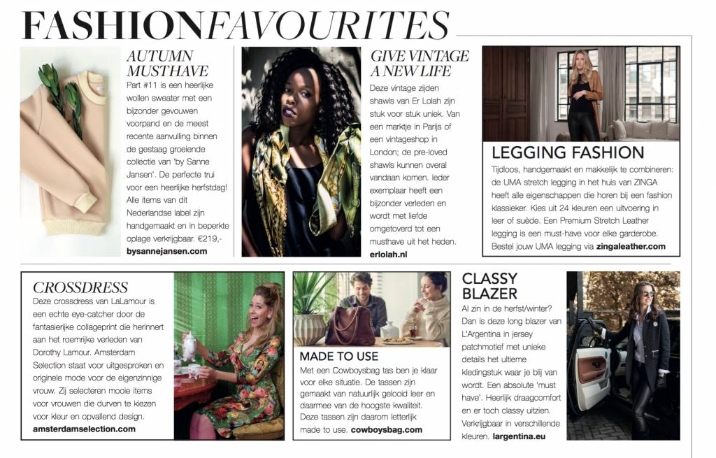 Spotted: Elegance Fashion Favourites