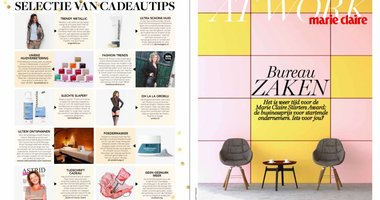 Spotted: Marie Claire's Gift Tips