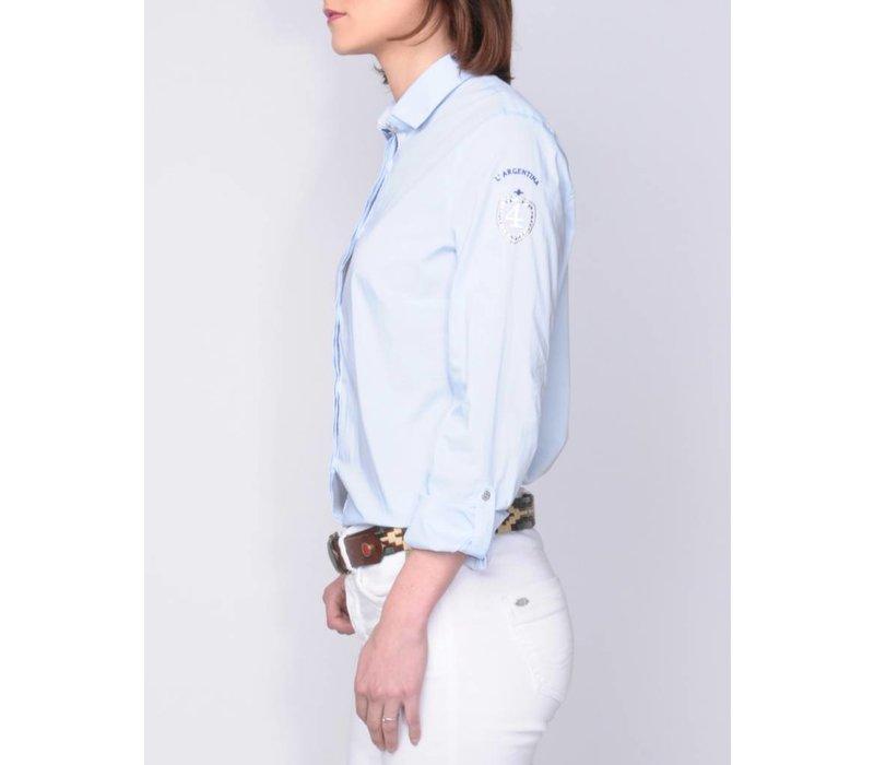 blouse MADIA skyblue